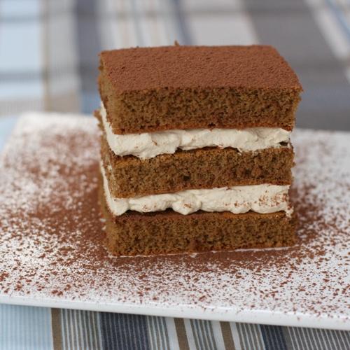 Tiệc chia tay Chuối Tiramisu-cake