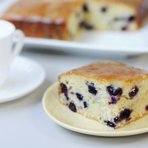 Lemon cake - small