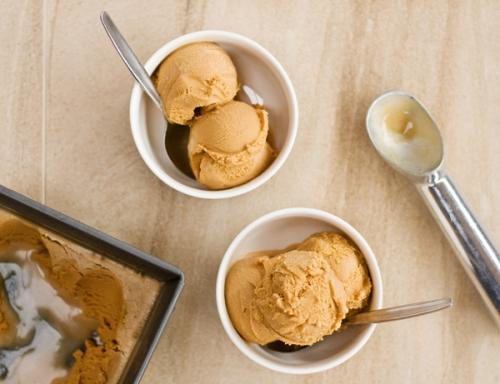 Salted Caramel Icecream